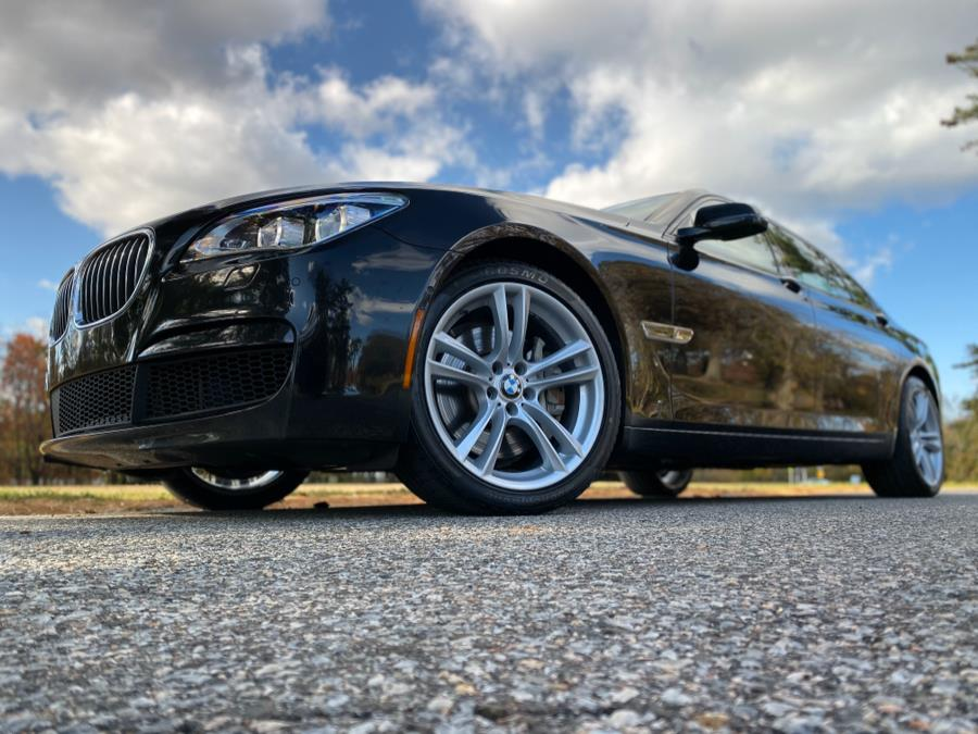 2014 BMW 7 Series 4dr Sdn 750Li xDrive AWD, available for sale in Franklin Square, New York   Luxury Motor Club. Franklin Square, New York