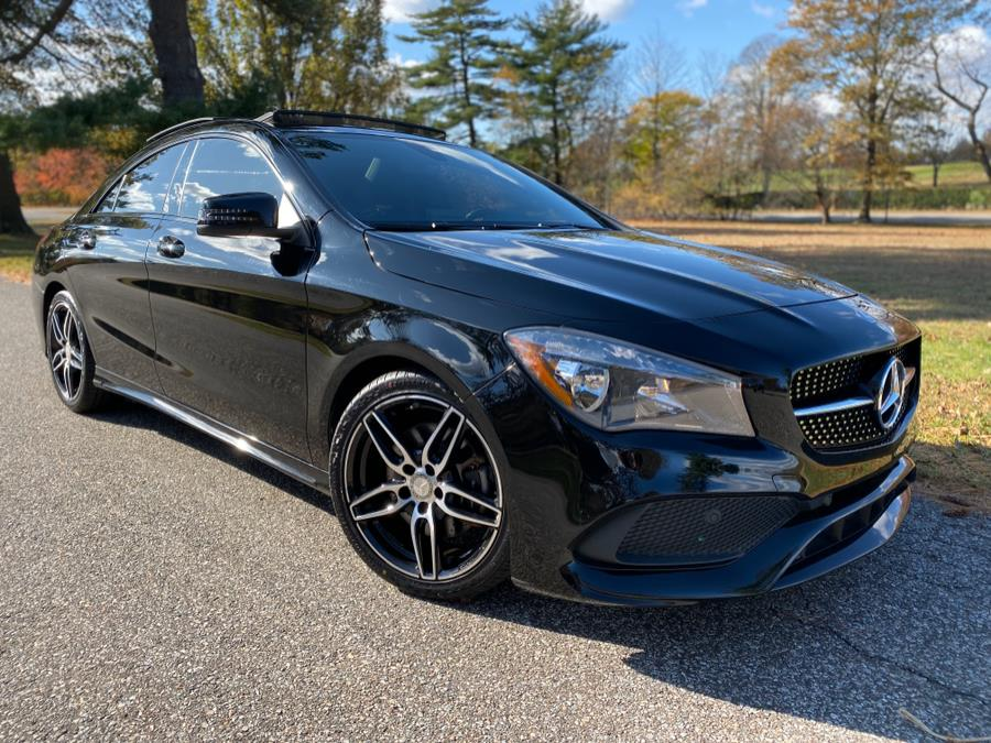 2017 Mercedes-Benz CLA-Class CLA 250 Coupe, available for sale in Franklin Square, New York   Luxury Motor Club. Franklin Square, New York