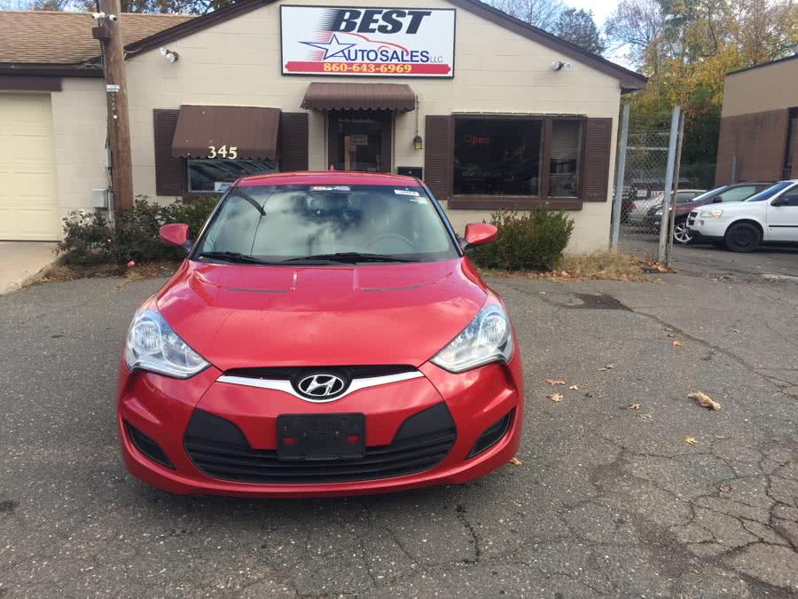Used 2013 Hyundai Veloster in Manchester, Connecticut | Best Auto Sales LLC. Manchester, Connecticut