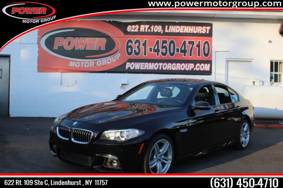 Used 2016 BMW 5 Series M Sport in Lindenhurst , New York | Power Motor Group. Lindenhurst , New York