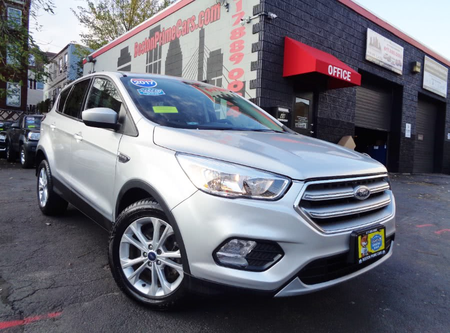 Used 2017 Ford Escape in Chelsea, Massachusetts | Boston Prime Cars Inc. Chelsea, Massachusetts