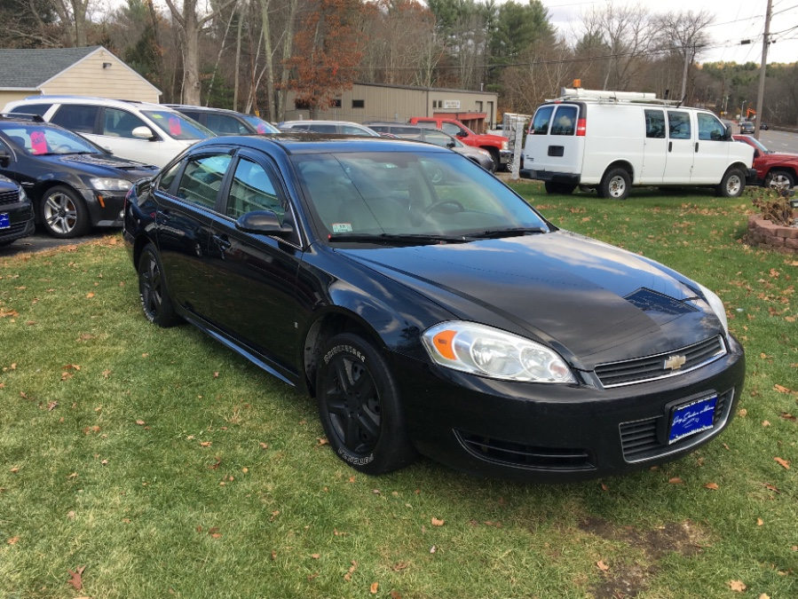 2009 Chevrolet Impala 4dr Sdn LS, available for sale in Charlton, Massachusetts | Gary Jackson Motors. Charlton, Massachusetts