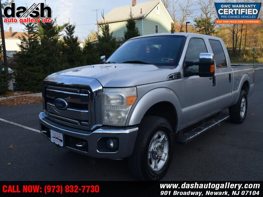 Used Ford Super Duty F-250 SRW 4WD Crew Cab 156