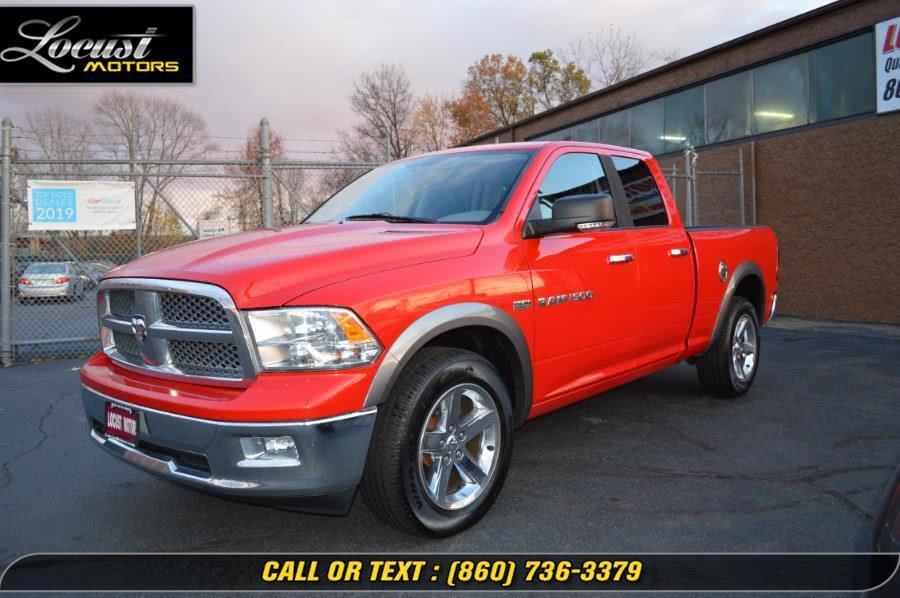 Used 2012 Ram 1500 in Hartford, Connecticut | Locust Motors LLC. Hartford, Connecticut