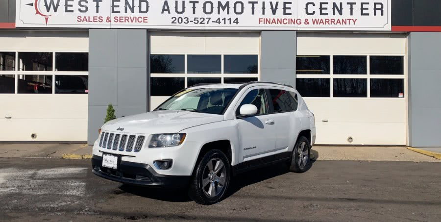 Used 2016 Jeep Compass in Waterbury, Connecticut | West End Automotive Center. Waterbury, Connecticut