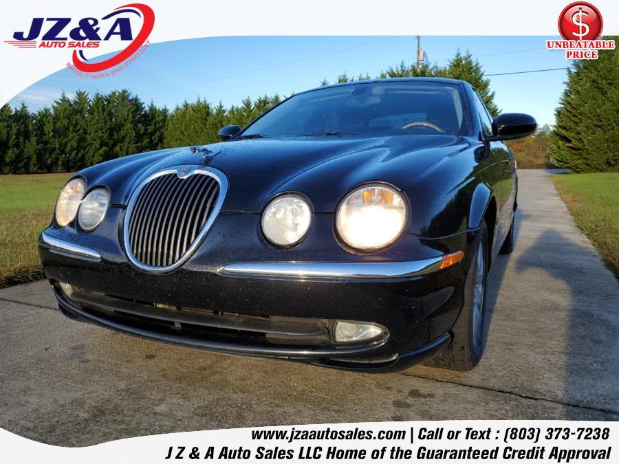 Used Jaguar S-TYPE 4dr Sdn V6 2004 | J Z & A Auto Sales LLC. York, South Carolina