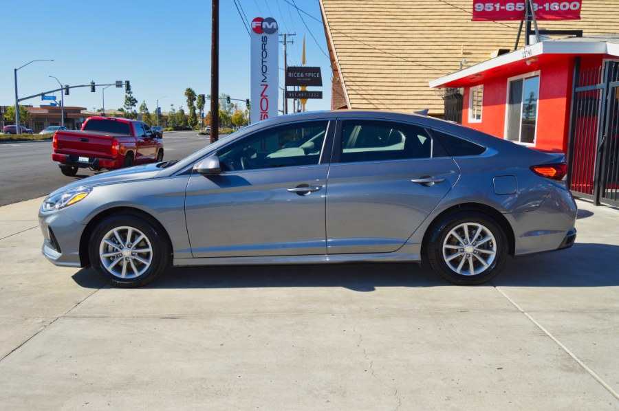 2018 Hyundai Sonata SE 2.4L SULEV, available for sale in Moreno Valley, California | Fusion Motors Inc. Moreno Valley, California