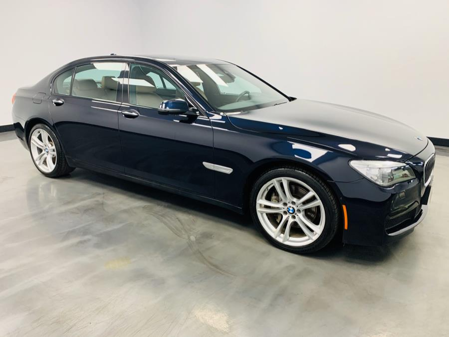 2014 BMW 7 Series 4dr Sdn 740Li xDrive AWD, available for sale in Linden, New Jersey | East Coast Auto Group. Linden, New Jersey