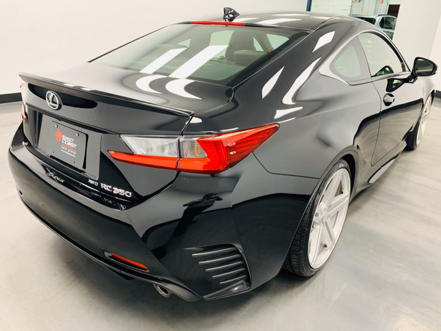 2015 Lexus RC 350 2dr Cpe AWD, available for sale in Linden, New Jersey | East Coast Auto Group. Linden, New Jersey