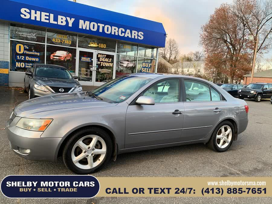 Used 2007 Hyundai Sonata in Springfield, Massachusetts | Shelby Motor Cars . Springfield, Massachusetts