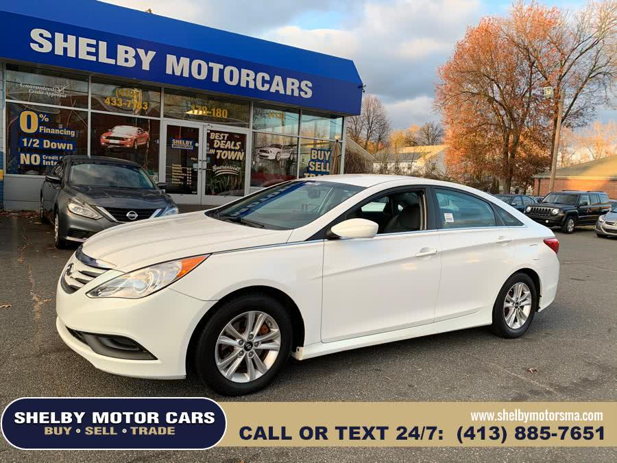 Used 2014 Hyundai Sonata in Springfield, Massachusetts | Shelby Motor Cars . Springfield, Massachusetts