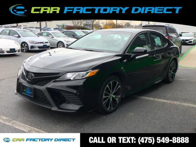 2018 Toyota Camry SE, available for sale in Milford, Connecticut | Car Factory Direct. Milford, Connecticut