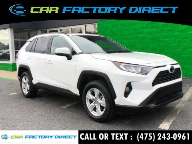 Used 2019 Toyota Rav4 in Milford, Connecticut | Car Factory Direct. Milford, Connecticut
