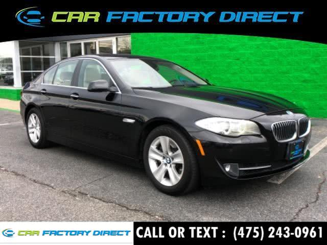 Used 2013 BMW 5 Series in Milford, Connecticut | Car Factory Direct. Milford, Connecticut