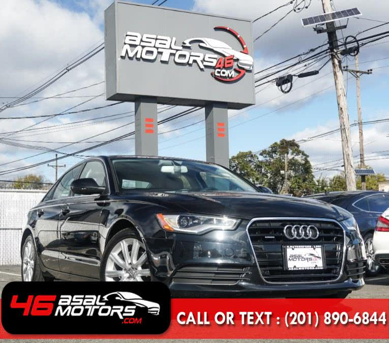 Used 2013 Audi A6 in lodi, New Jersey | Asal Motors 46. lodi, New Jersey