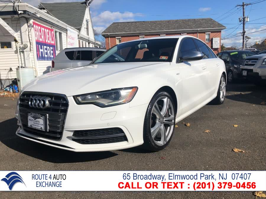 Used 2013 Audi S6 in Elmwood Park, New Jersey | Route 4 Auto Exchange. Elmwood Park, New Jersey