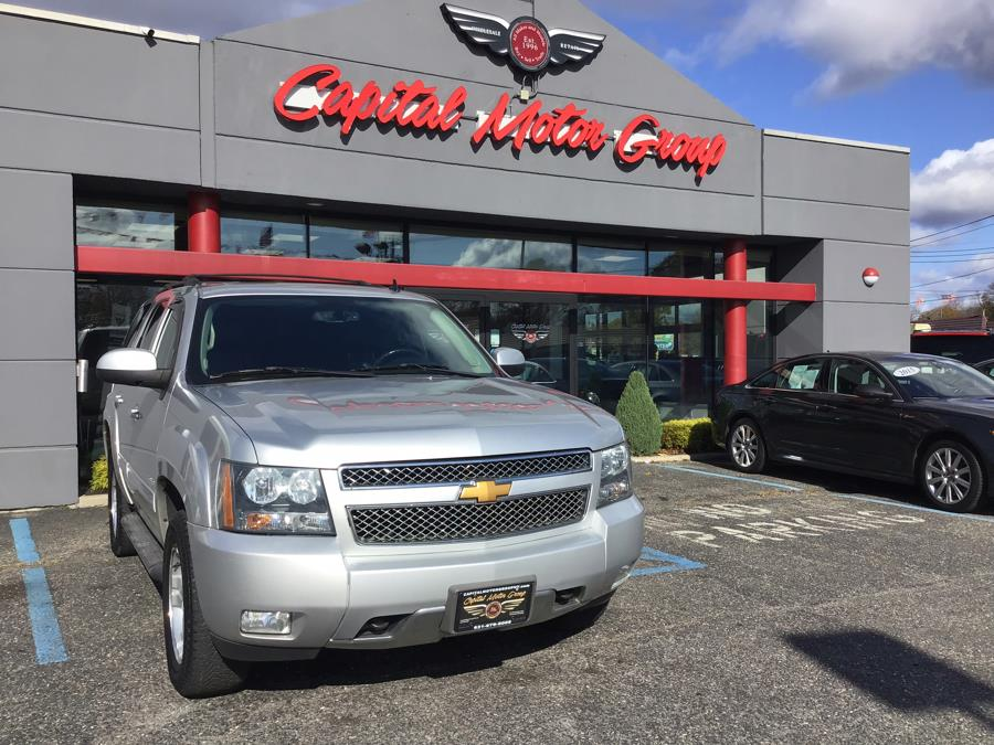 2012 Chevrolet Tahoe 4WD 4dr 1500 LT, available for sale in Medford, New York | Capital Motor Group Inc. Medford, New York