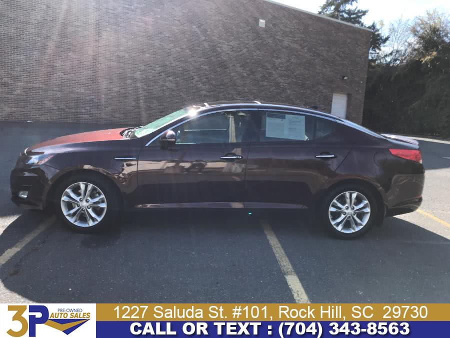 Used 2012 Kia Optima in Rock Hill, South Carolina | 3 Points Auto Sales. Rock Hill, South Carolina