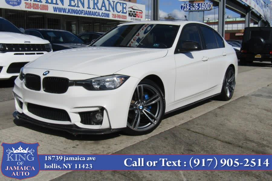 Used 2017 BMW 3 Series in Hollis, New York | King of Jamaica Auto Inc. Hollis, New York