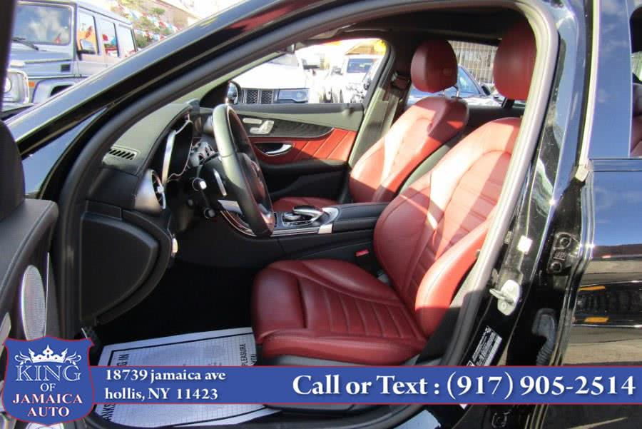 Used 2017 Mercedes-Benz C-Class in Hollis, New York | King of Jamaica Auto Inc. Hollis, New York