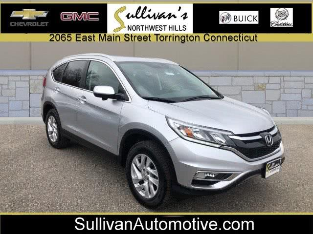 Used Honda Cr-v EX-L 2015   Sullivan Automotive Group. Avon, Connecticut