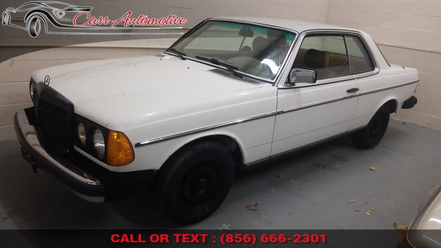 Used Mercedes-Benz 300 Series 2dr Coupe 300CD 1981 | Carr Automotive. Delran, New Jersey