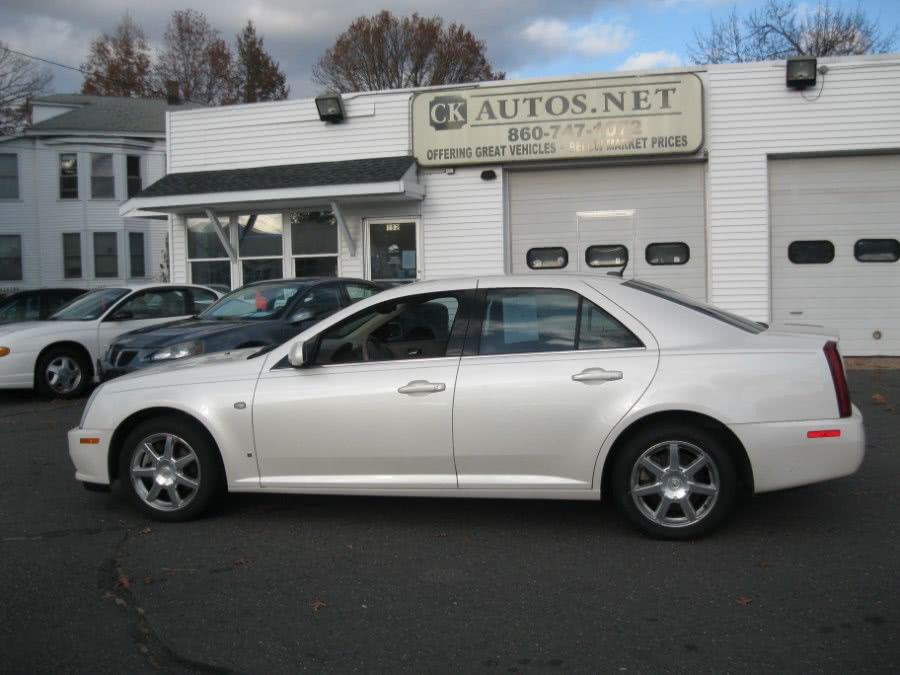 Used 2006 Cadillac STS in Plainville, Connecticut | CK Autos. Plainville, Connecticut