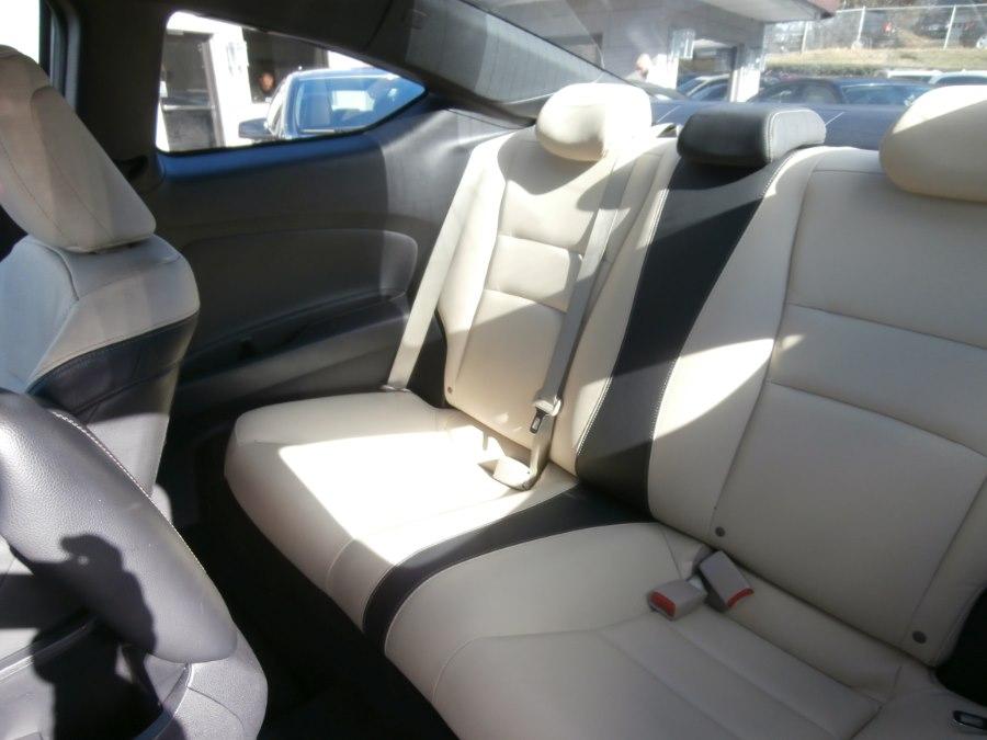 2017 Honda Accord Coupe EX-L CVT, available for sale in Waterbury, Connecticut | Jim Juliani Motors. Waterbury, Connecticut