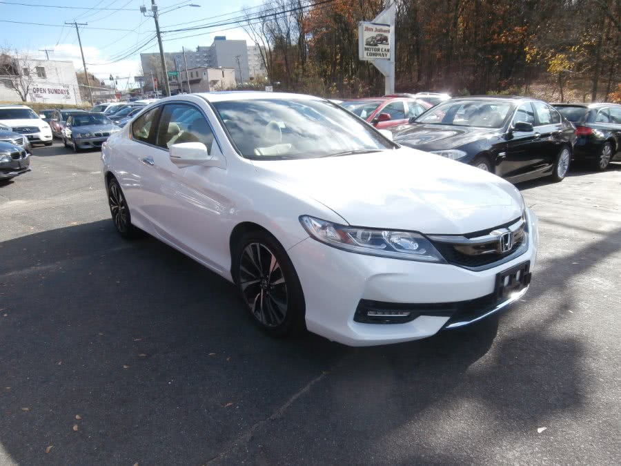 Used 2017 Honda Accord Coupe in Waterbury, Connecticut | Jim Juliani Motors. Waterbury, Connecticut
