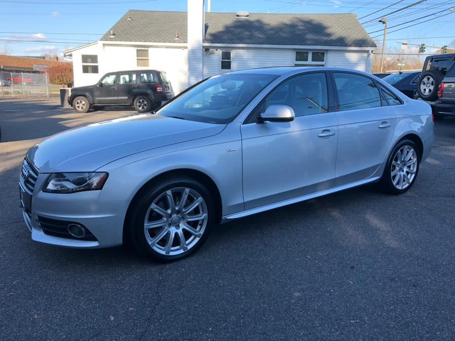 Used 2012 Audi A4 in Milford, Connecticut | Chip's Auto Sales Inc. Milford, Connecticut