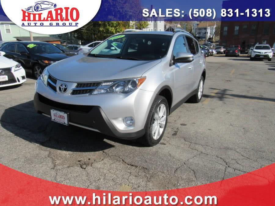 Used 2013 Toyota RAV4 in Worcester, Massachusetts | Hilario's Auto Sales Inc.. Worcester, Massachusetts