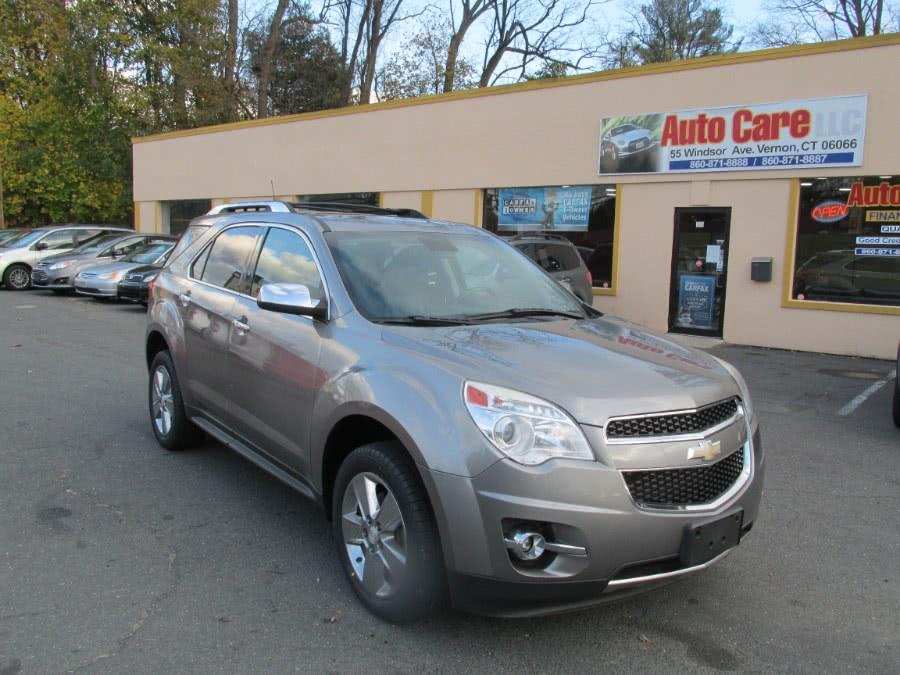 Used 2012 Chevrolet Equinox in Vernon , Connecticut | Auto Care Motors. Vernon , Connecticut