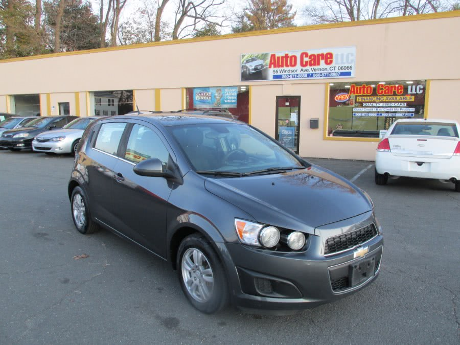 Used Chevrolet Sonic 5dr HB Manual LT 2013 | Auto Care Motors. Vernon , Connecticut