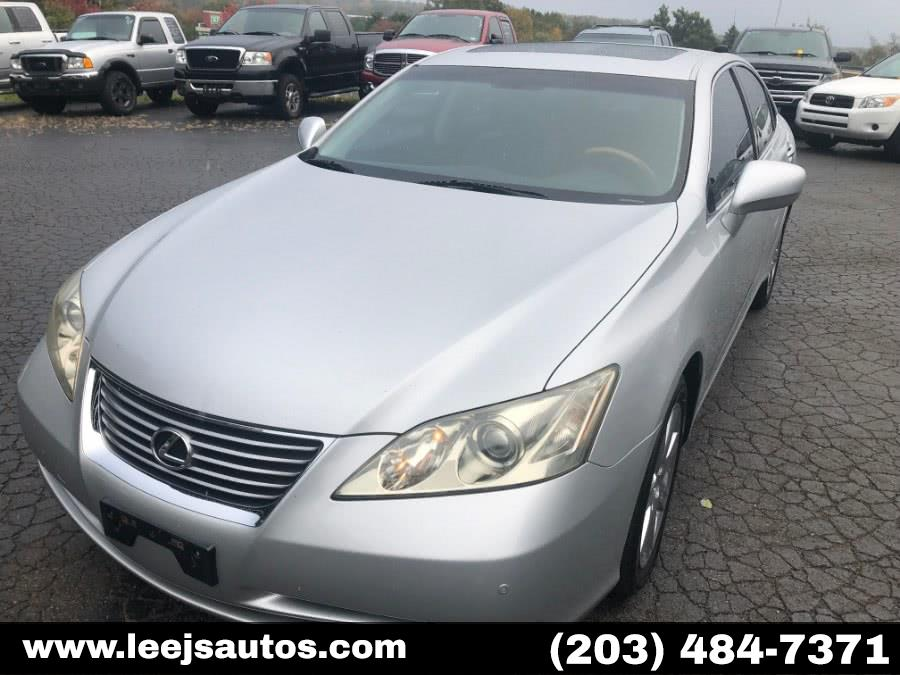 Used 2013 Lexus ES 350 in North Branford, Connecticut | LeeJ's Auto Sales & Service. North Branford, Connecticut