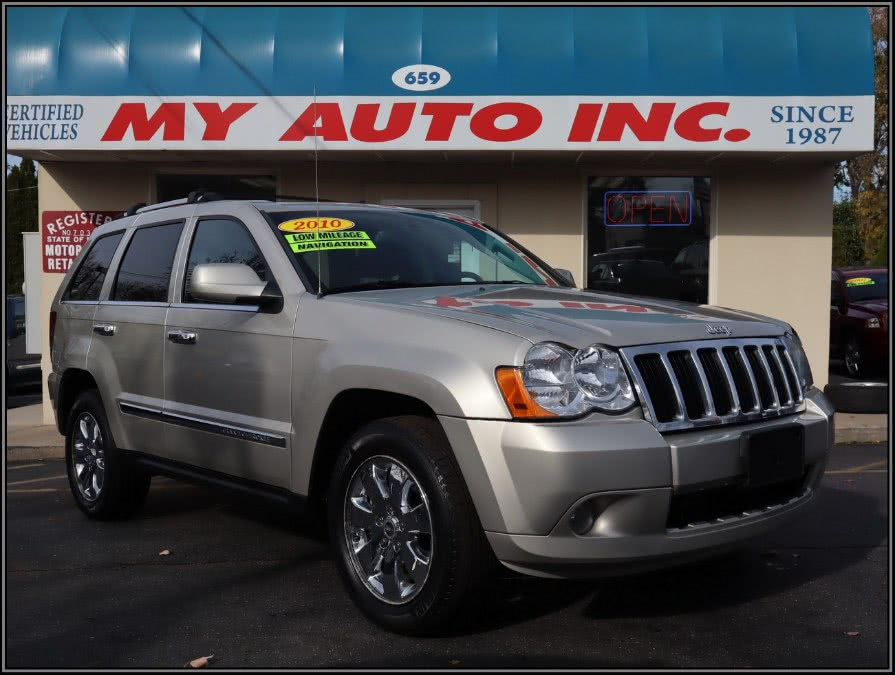 Used Jeep Grand Cherokee 4WD 4dr Limited 2010 | My Auto Inc.. Huntington Station, New York