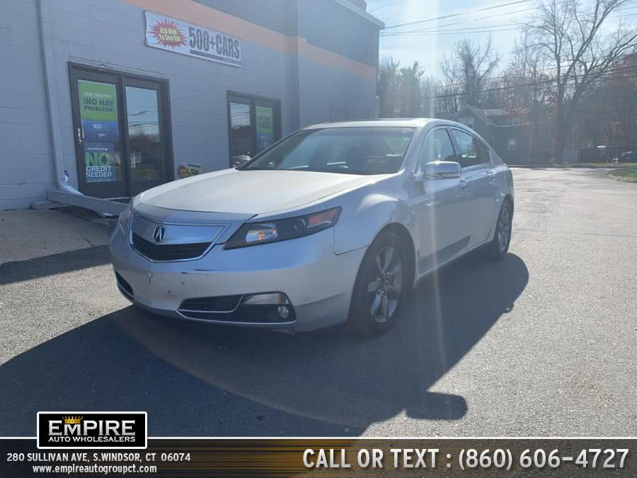 Used 2012 Acura TL in S.Windsor, Connecticut | Empire Auto Wholesalers. S.Windsor, Connecticut