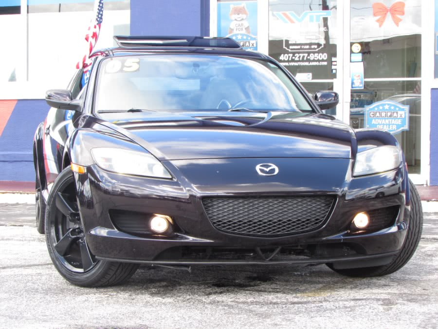 Used 2005 Mazda RX-8 in Orlando, Florida | VIP Auto Enterprise, Inc. Orlando, Florida