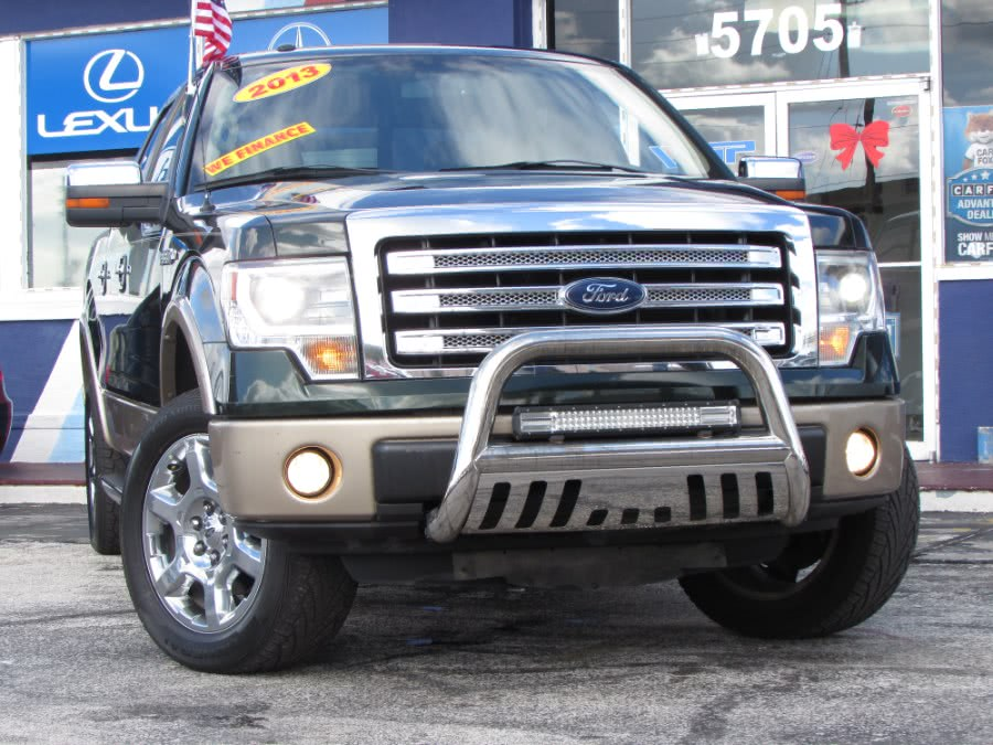 Used 2013 Ford F-150 in Orlando, Florida | VIP Auto Enterprise, Inc. Orlando, Florida