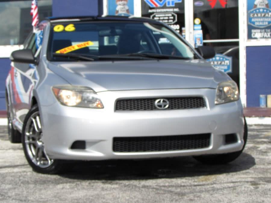 Used Scion tC 3dr HB Auto 2006 | VIP Auto Enterprise, Inc. Orlando, Florida