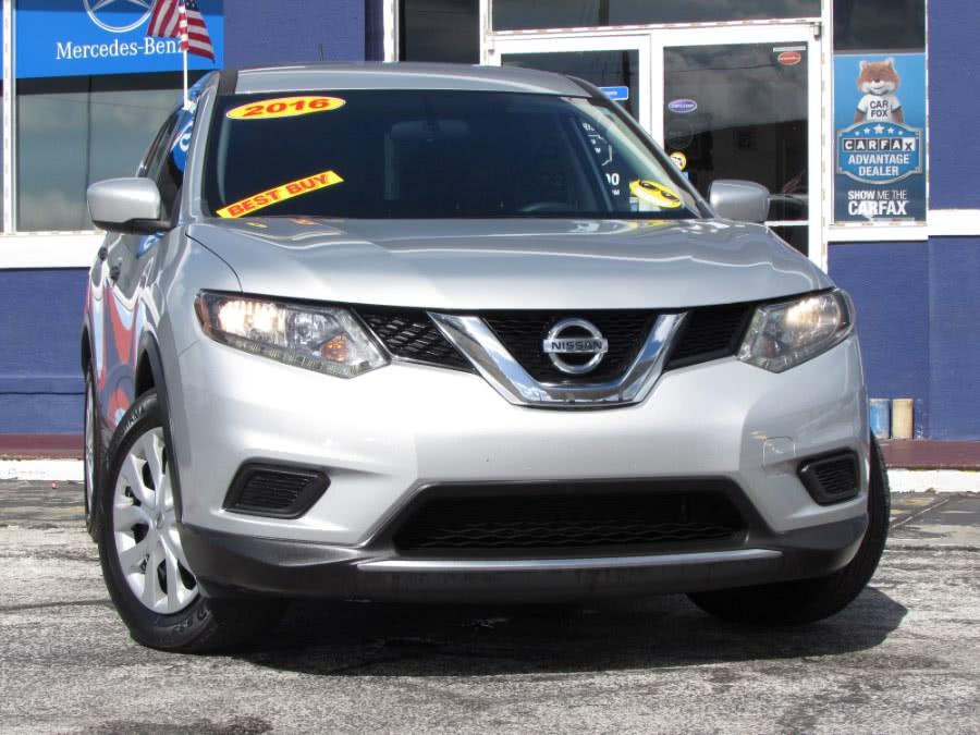 Used 2016 Nissan Rogue in Orlando, Florida | VIP Auto Enterprise, Inc. Orlando, Florida