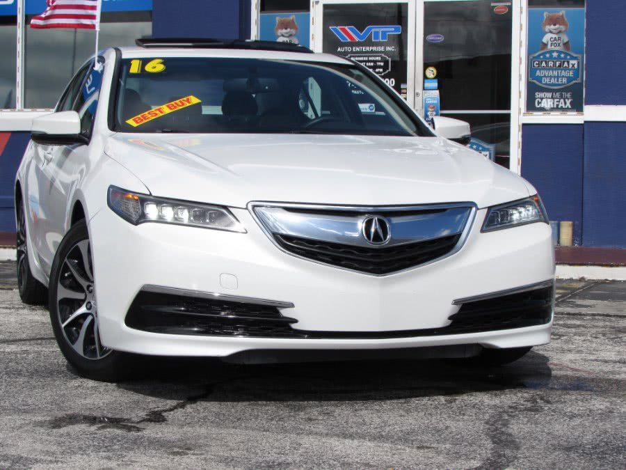 Used 2016 Acura TLX in Orlando, Florida | VIP Auto Enterprise, Inc. Orlando, Florida