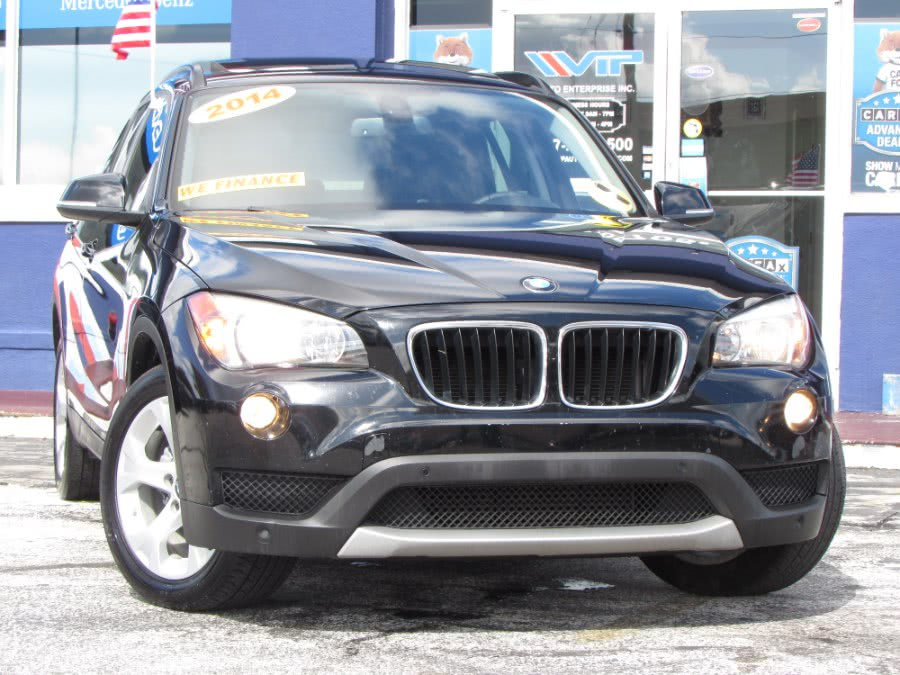 Used 2014 BMW X1 in Orlando, Florida | VIP Auto Enterprise, Inc. Orlando, Florida