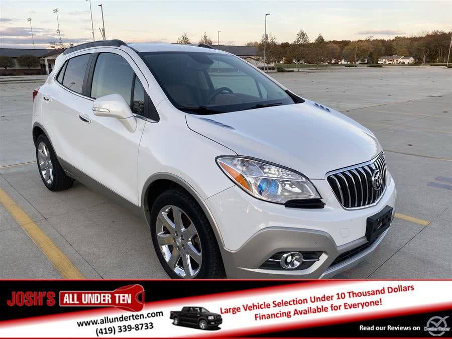 Used 2014 Buick Encore in Elida, Ohio | Josh's All Under Ten LLC. Elida, Ohio