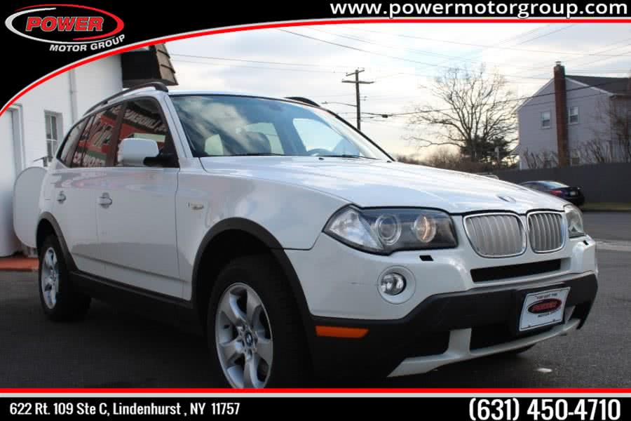 Used BMW X3 AWD 4dr 3.0si 2008 | Power Motor Group. Lindenhurst , New York
