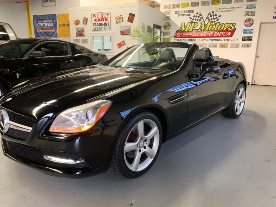Used Mercedes-Benz SLK-Class 2dr Roadster SLK 250 2012 | MP Motors Inc. West Babylon , New York