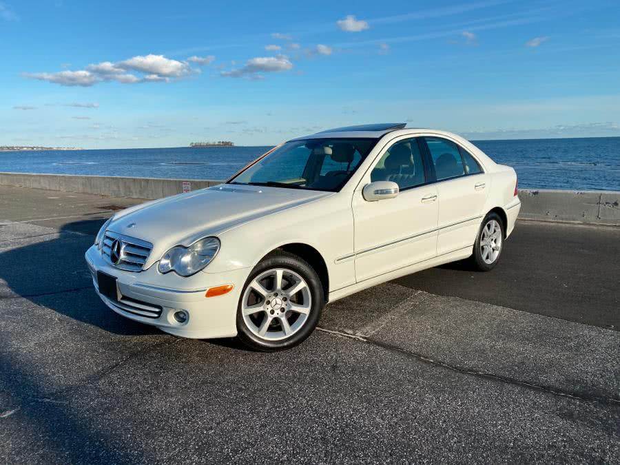 Used Mercedes-Benz C-Class 4dr Sdn 3.0L Luxury 4MATIC 2007 | Village Auto Sales. Milford, Connecticut