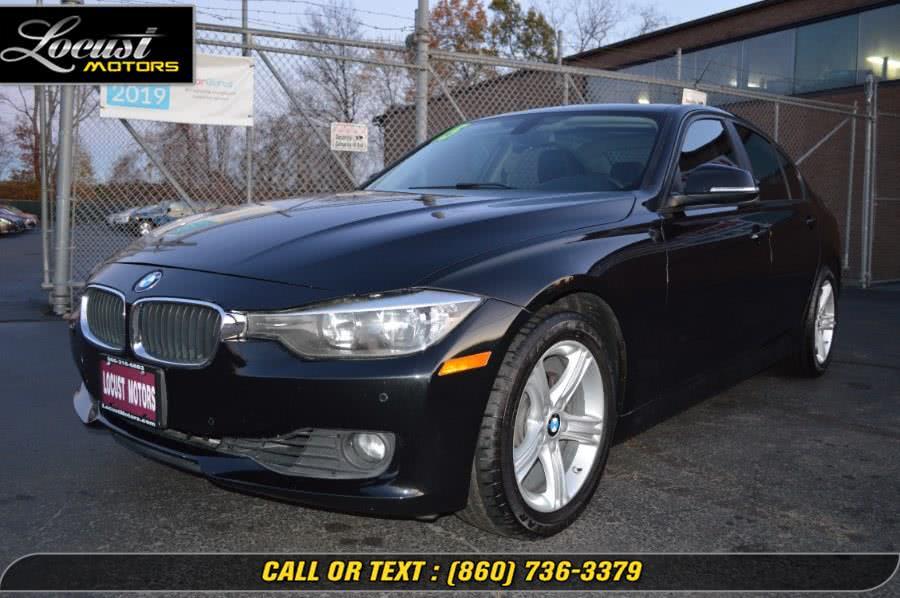 Used 2015 BMW 3 Series in Hartford, Connecticut | Locust Motors LLC. Hartford, Connecticut