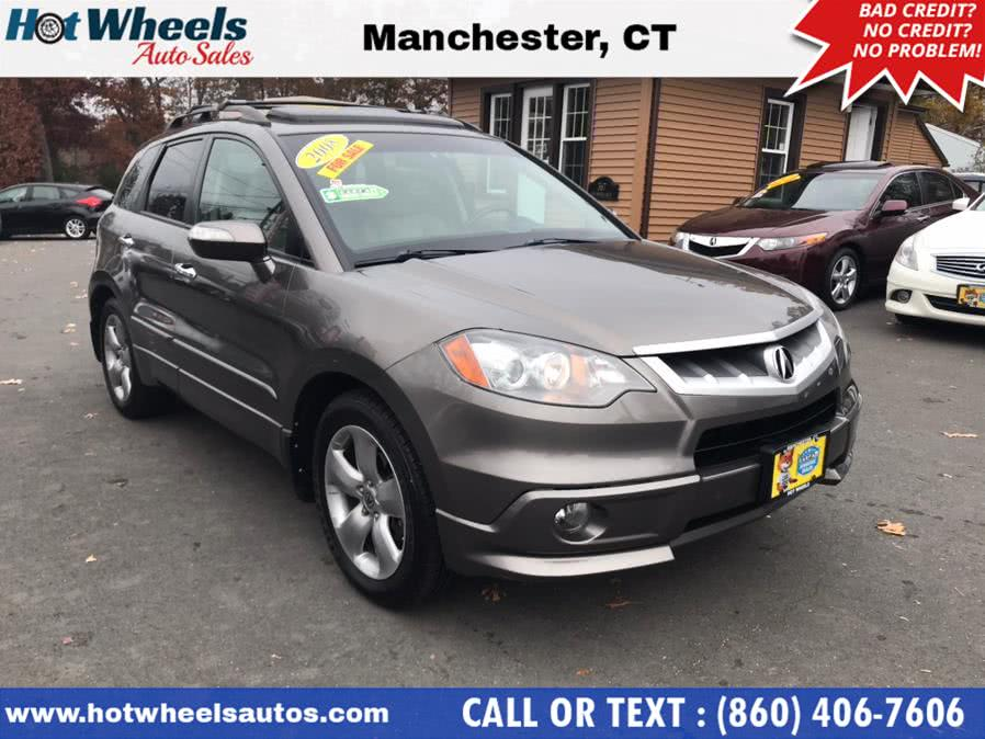 Used 2008 Acura RDX in Manchester, Connecticut | Hot Wheels Auto Sales LLC. Manchester, Connecticut