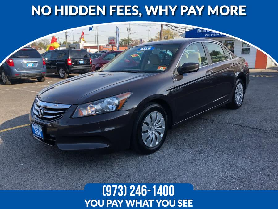 Used 2011 Honda Accord Sdn in Lodi, New Jersey | Route 46 Auto Sales Inc. Lodi, New Jersey