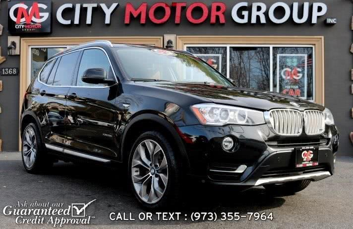 Used BMW X3 xDrive35i 2015 | City Motor Group Inc.. Haskell, New Jersey